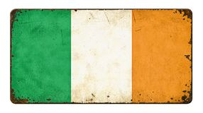 Flag of Ireland Stock Image
