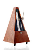Vintage metronome Stock Image