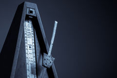 Vintage metronome Royalty Free Stock Photo