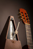 Vintage metronome Royalty Free Stock Photography