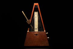 Vintage metronome Stock Photos