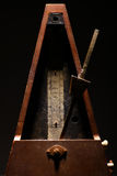 Vintage metronome Royalty Free Stock Images
