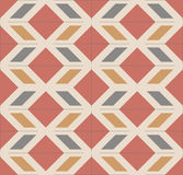 Vintage Mexican geometrical pattern Royalty Free Stock Photo
