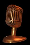 Vintage Microphone. Stock Images