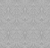 Vintage Middle Eastern Arabic Pattern. Vintage intricate seamless background tile based on Middle Eastern Arabic motif pattern vector illustration