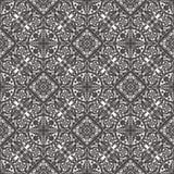 Vintage Middle Eastern Arabic Pattern. Vintage intricate seamless background tile based on Middle Eastern Arabic motif patterns royalty free illustration