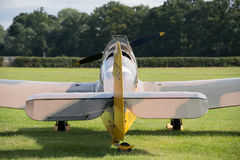 Vintage Miles Magister M.14 trainer Royalty Free Stock Image