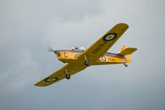 Vintage Miles Magister M.14 trainer Royalty Free Stock Images