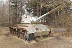 Vintage military equipment - Tanks Stock Photos