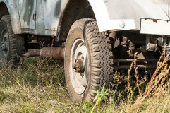 Vintage military truck Royalty Free Stock Image