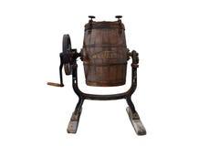 Vintage milk barrel Stock Image