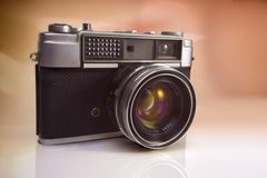 Vintage 35 millimètres images stock