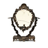 Vintage Mirror Stock Images