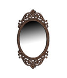 Vintage mirror Stock Photos
