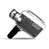 Vintage 8mm film camera Stock Photo