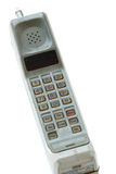 Vintage mobile phone Isolated Stock Photos