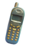 Vintage mobile phone Royalty Free Stock Image
