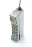 Vintage mobile phone  Royalty Free Stock Images