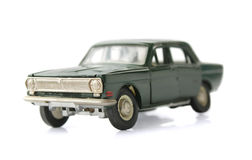 Vintage model car Royalty Free Stock Photos