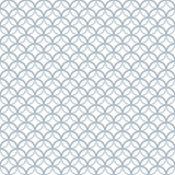 Vintage Mono Line Seamless Pattern. Perfect Vector Background for Greeting Cards, Wedding Invitations, Retro Parties Royalty Free Stock Image