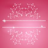 Vintage monograms for decoration. Vector EPS10 Royalty Free Stock Images