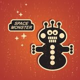 Vintage monster. Stock Photography