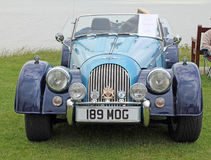 Vintage Morgan Car Stock Image