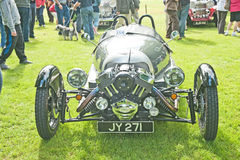 Vintage Morgan three wheeler Royalty Free Stock Photography
