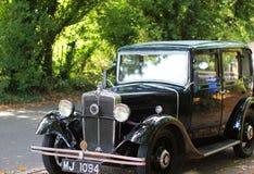 Vintage morris ten car or automobile. Stock Photo