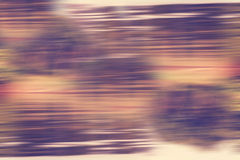 Vintage motion blurred nature background Stock Images