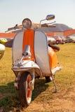 Vintage moto Royalty Free Stock Photos
