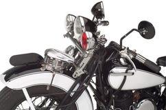 Vintage motorbike Stock Images