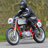 Vintage motorbike Norton Manx M40 Stock Image