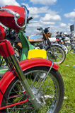 Vintage motorcycle Royalty Free Stock Photography