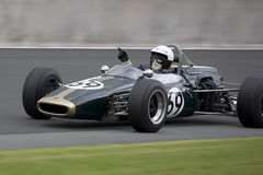 Vintage Motorsport Royalty Free Stock Images
