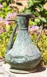 Vintage Mouldy Ewer Stock Image