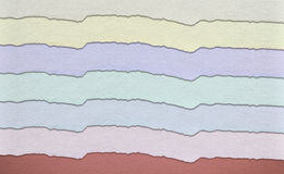 Vintage multicolored paper background Stock Image