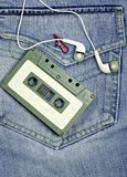 Vintage music background Royalty Free Stock Photos