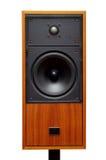 Vintage music speaker Royalty Free Stock Image