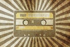 Vintage musical background royalty free illustration