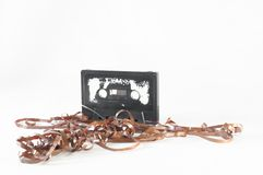 Vintage Musicassette Stock Photography