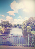 Vintage natue background. Royalty Free Stock Photography