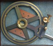 Vintage Navigational Instrument Royalty Free Stock Photos