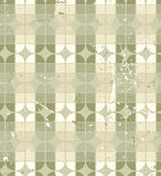Vintage neutral geometric seamless pattern. Stock Images