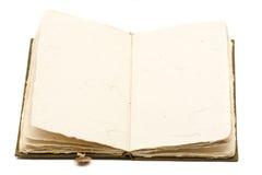 Vintage notebook Stock Photos