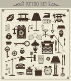 Vintage objects Stock Photography
