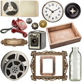 Vintage objects Stock Image