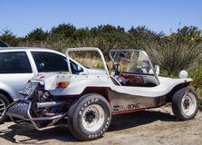 Vintage off-road car Volkswagen Dune Buggy Royalty Free Stock Image