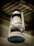 Vintage oil lamp. Still life Stock Image