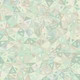 Vintage old abstract Triangle ornament. EPS8 Royalty Free Stock Image
